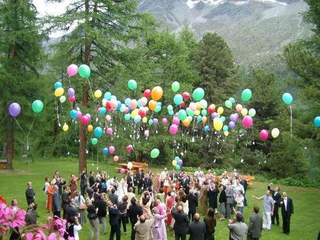 globos bodas
